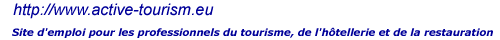 Newsletter Active Tourism